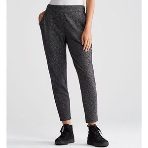 Eileen Fisher Organic Cotton/Wool Lounge Pants
